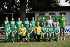 Mannschaftsfoto Frauen